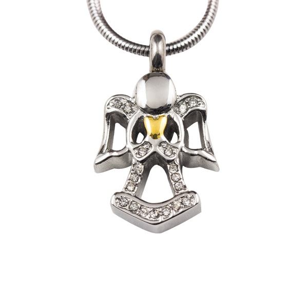 Angel Stainless Steel Pendant