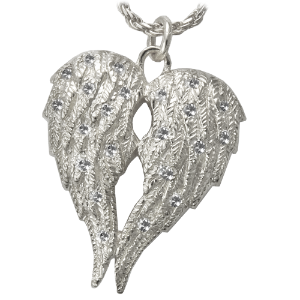 My Angel Companion Sterling Silver Pendant