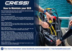 care for your BCD