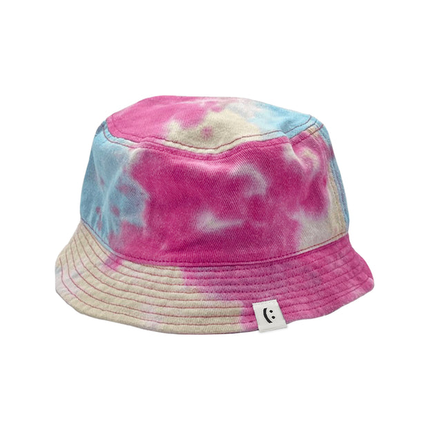 Flip Bucket Hat Raspberry