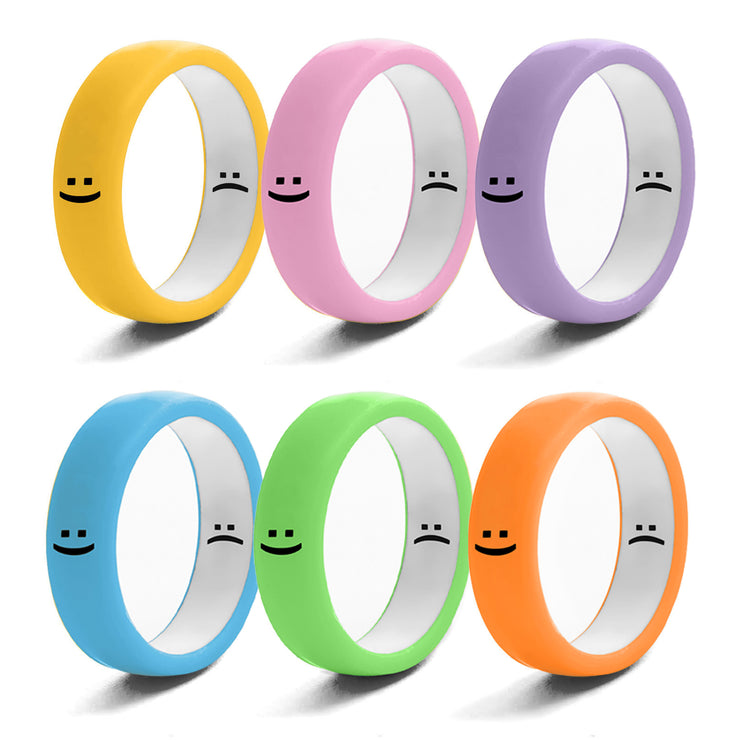Flip Reversible Smile 6 Pack