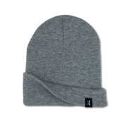 Flip Beanie Light Gray