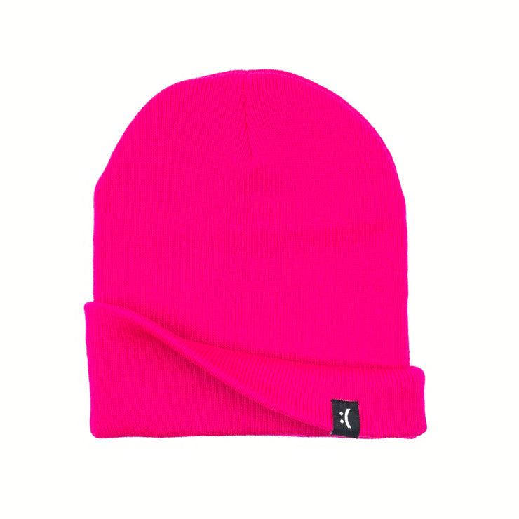 Flip Ring + Beanie Smile Bundle Hot Pink