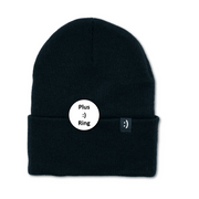 Flip Ring + Beanie Smile Bundle Black