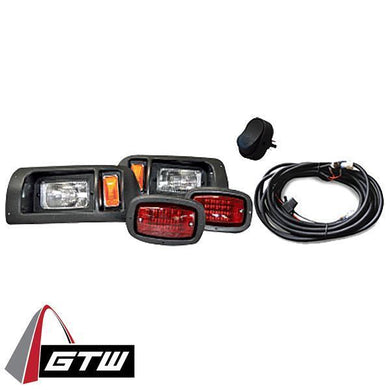 GTW GTW LIGHT KIT, CC DS HALOGEN, W/PREMIUM HARNESS