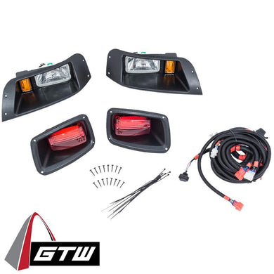 GTW GTW LIGHT KIT, HALOGEN EZ-GO TXT