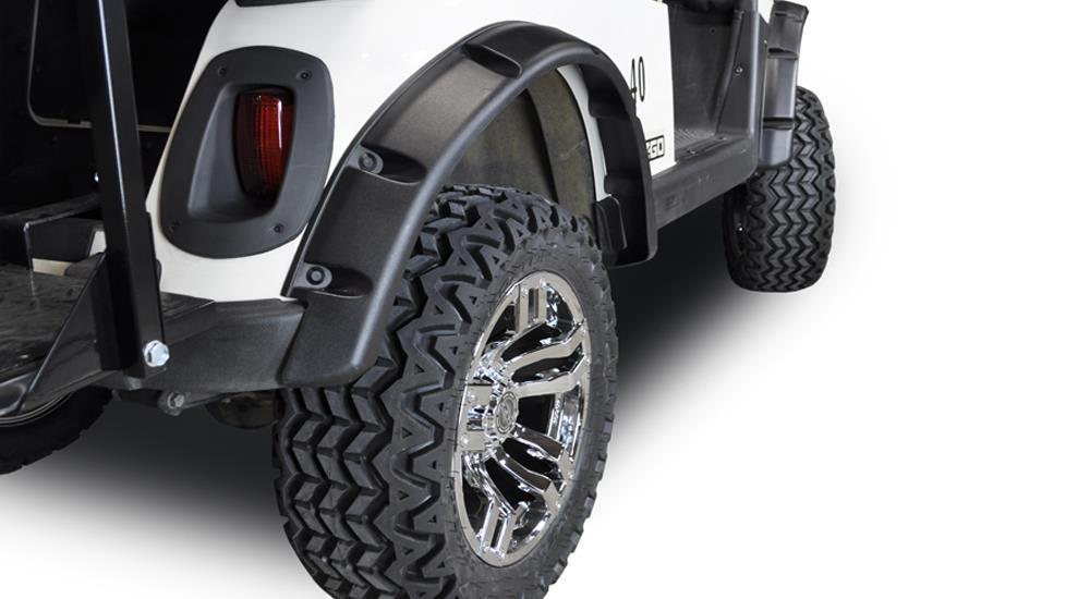 Madjax Fender Flares for E-Z-Go RXV (08-15)