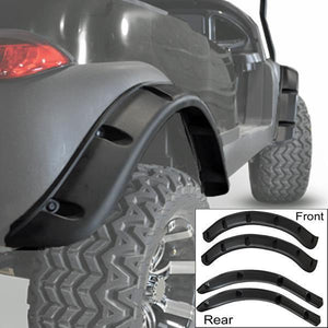 GTW GTW Fender Flares for Club Car Precedent(set of 4)