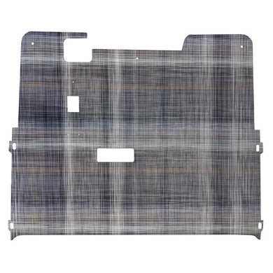 Chilewich Premium Gray Plaid Floor Mat EZGO TXT