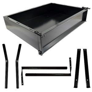 GTW CARGO BOX KIT, STEEL EZ RXV 2007-16