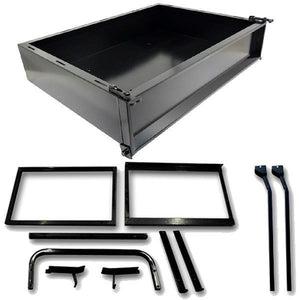 GTW CARGO BOX KIT, STEEL CC PREC 04-UP