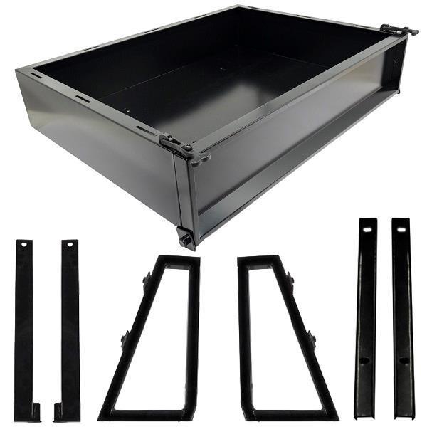 GTW CARGO BOX KIT, STEEL YAM DRIVE2 17-UP