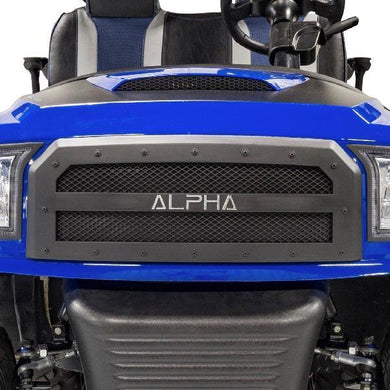 Madjax Alpha Series Black Off-Road Grill for Precedent