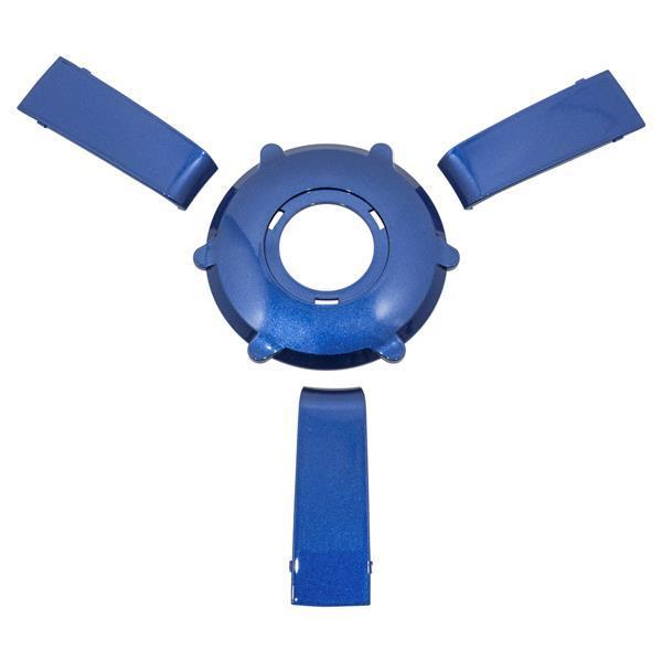 Gussi Giazza Steering Wheel Blue Insert Set