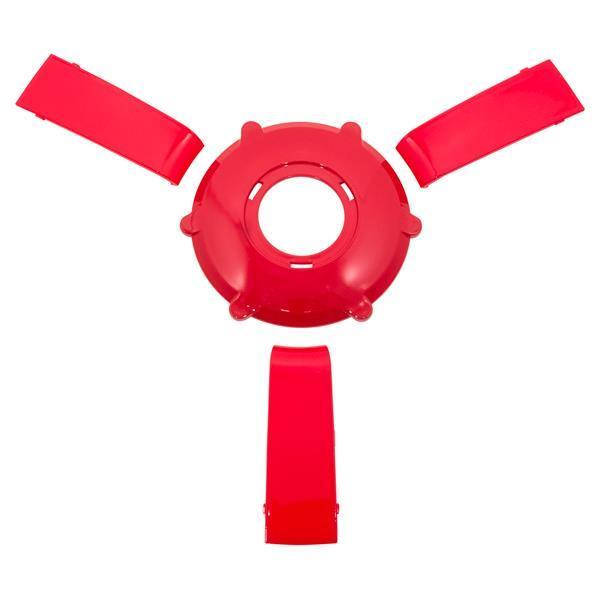 Gussi Giazza Steering Wheel Red Insert Set