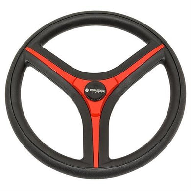Gussi Gussi Brenta Steering Wheel (Red)(Yamaha HUB)