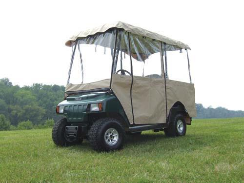 CLASSIC ENCLOSURE,4S TAN,4PASSENGER (72472)
