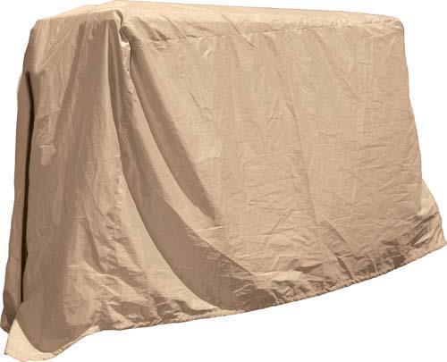 CLASSIC STORAGE COVER,DELUXE,4 PASS DARK SAND
