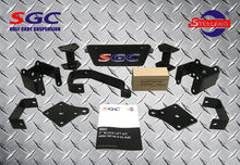 "Load image into Gallery viewer, 5"" BLOCK LIFT KIT EZGO TXT 2001.5-UP ELECTRIC"