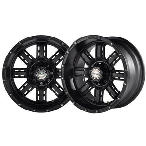 Madjax TRANSFORMER 14x7 Matte Black Wheel