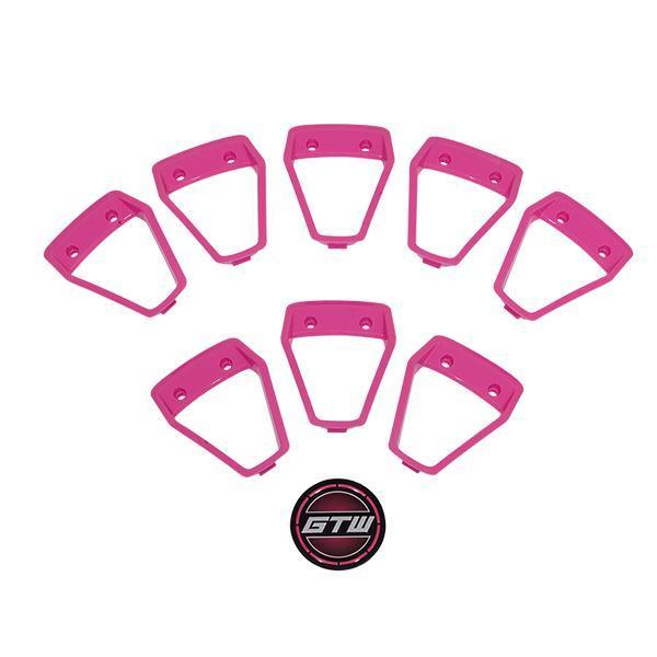 GTW Pink Inserts for GTW Nemesis 12x7 Wheel