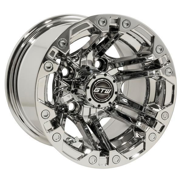 GTW GTW Specter 10x7 Chrome Wheel