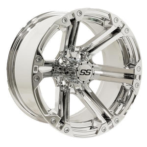 GTW GTW Specter 12x7 Chrome Wheel