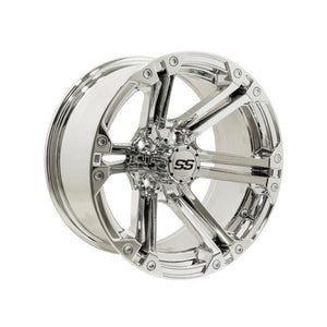 GTW GTW Specter 14x7 Chrome Wheel