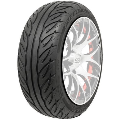 GTW TIRE, 205/40-R14 FUSION GTR STEEL BELT RADIAL DOT
