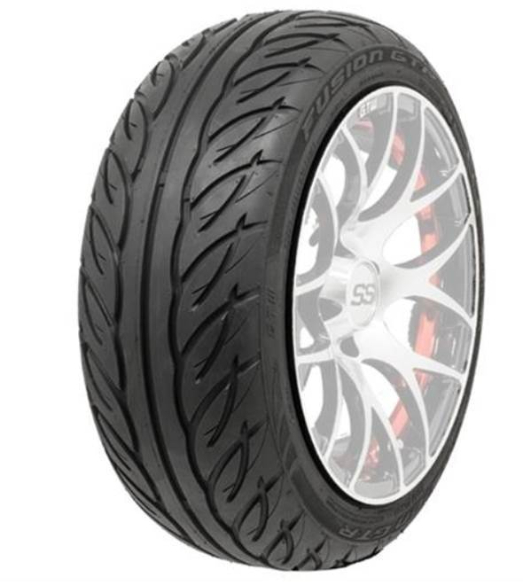 GTW TIRE, 255/45/R14 4PR FUSION GTR STEEL BELT RADIAL DOT