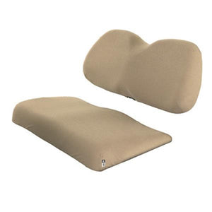 CLASSIC Terry cloth golf car seat cover, Light Khaki