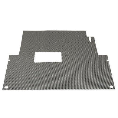 Madjax Carbon Floormat Black/Silver Club Car