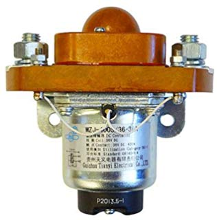 MZJ-400 400A solenoid