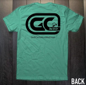 Golf Carts Modified Front/Back Shirts