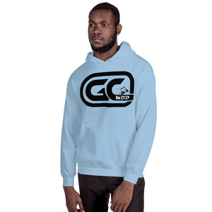 Golf Carts Modified GCMod Black logo unisex Hoodie