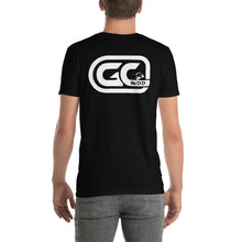 Load image into Gallery viewer, Golf Carts Modified GCMod White logo Gildan 64000 shirt