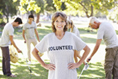 I am a Safe Volunteer Background Check - PB