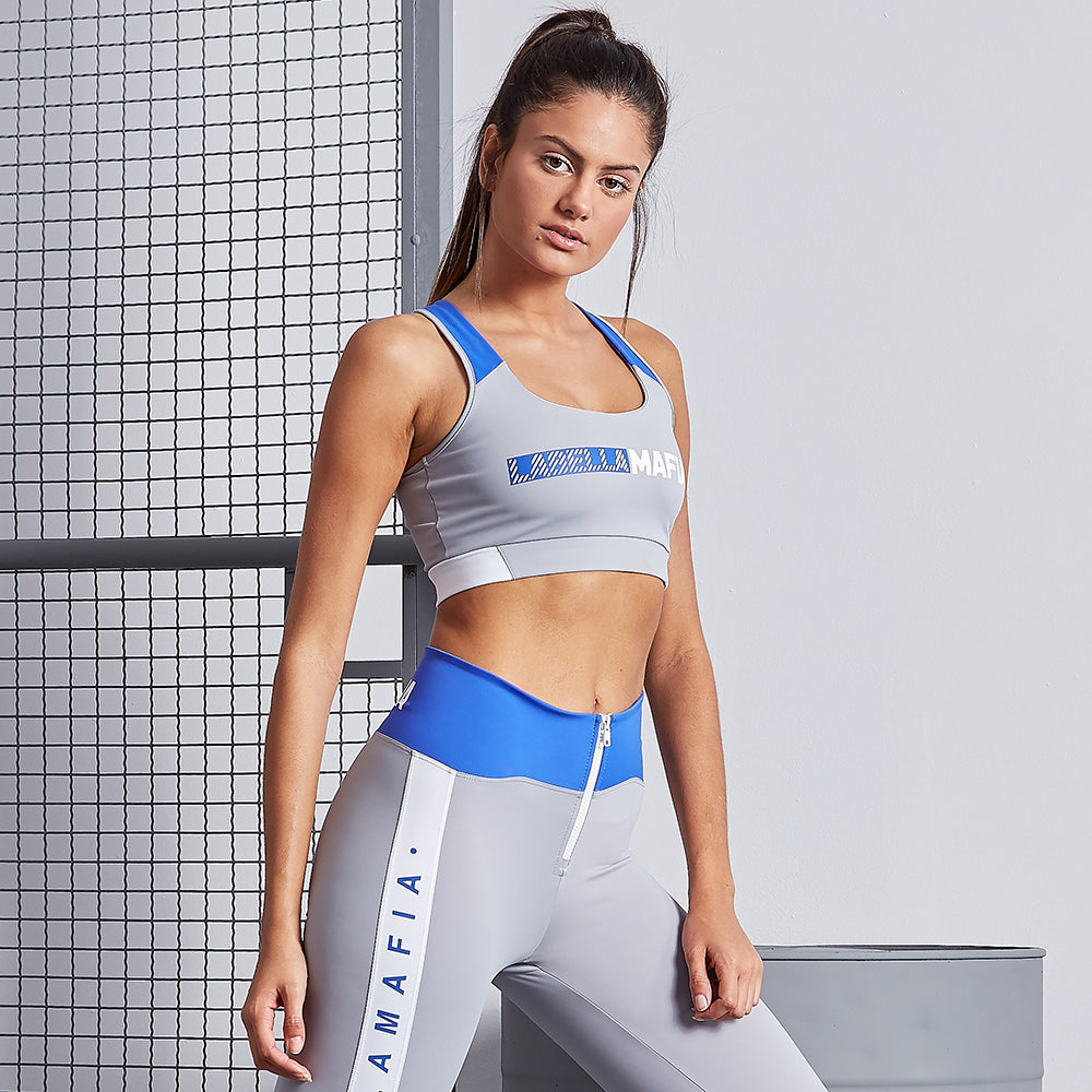 ESSENTIALS WORLDWIDE SPORTS BRA