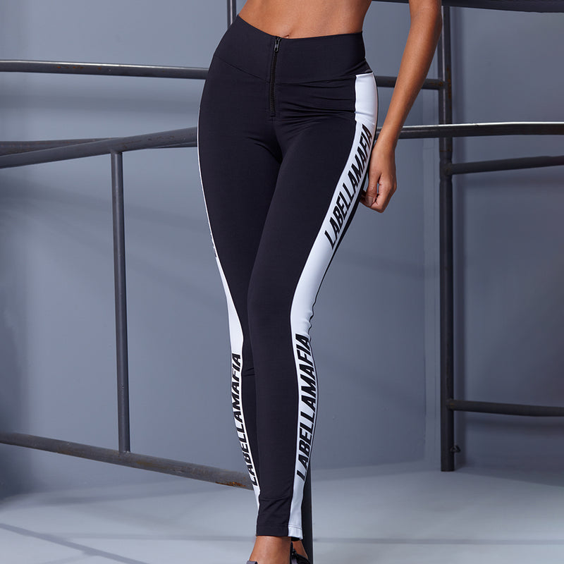 ESSENTIALS STRIPE LABELLAMAFIA LEGGING
