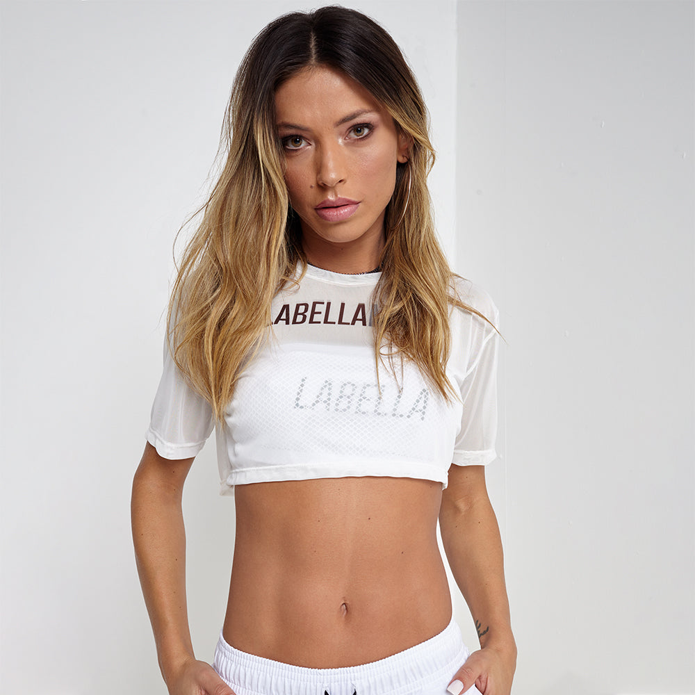 COLD HEART CROP TEE