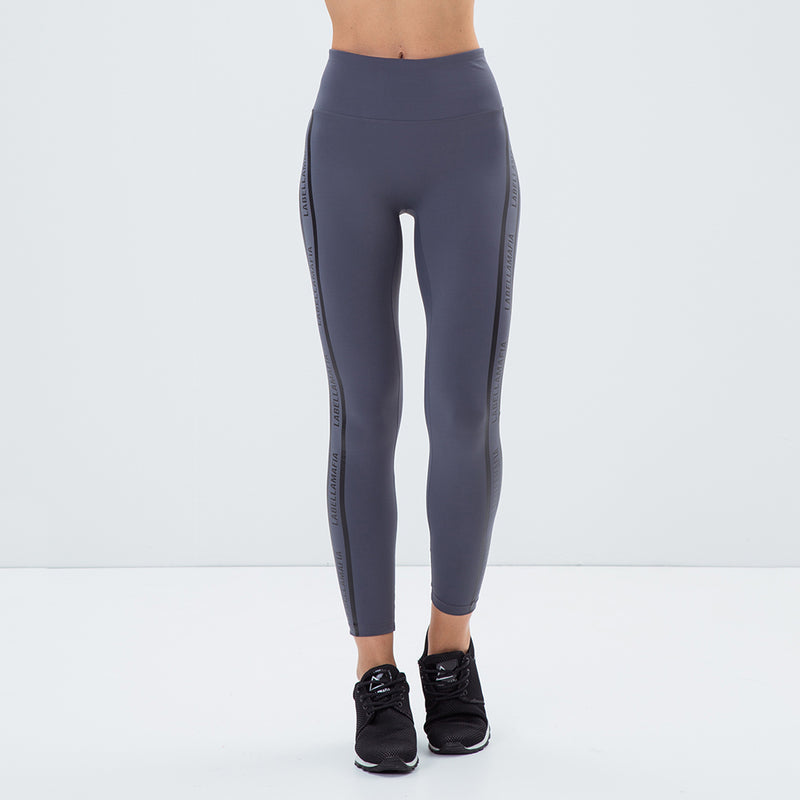 Essentials Sideband Gray Legging