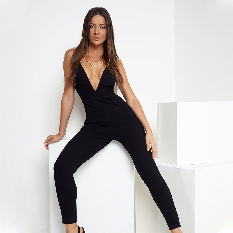 UP THE GAME JUMPSUIT