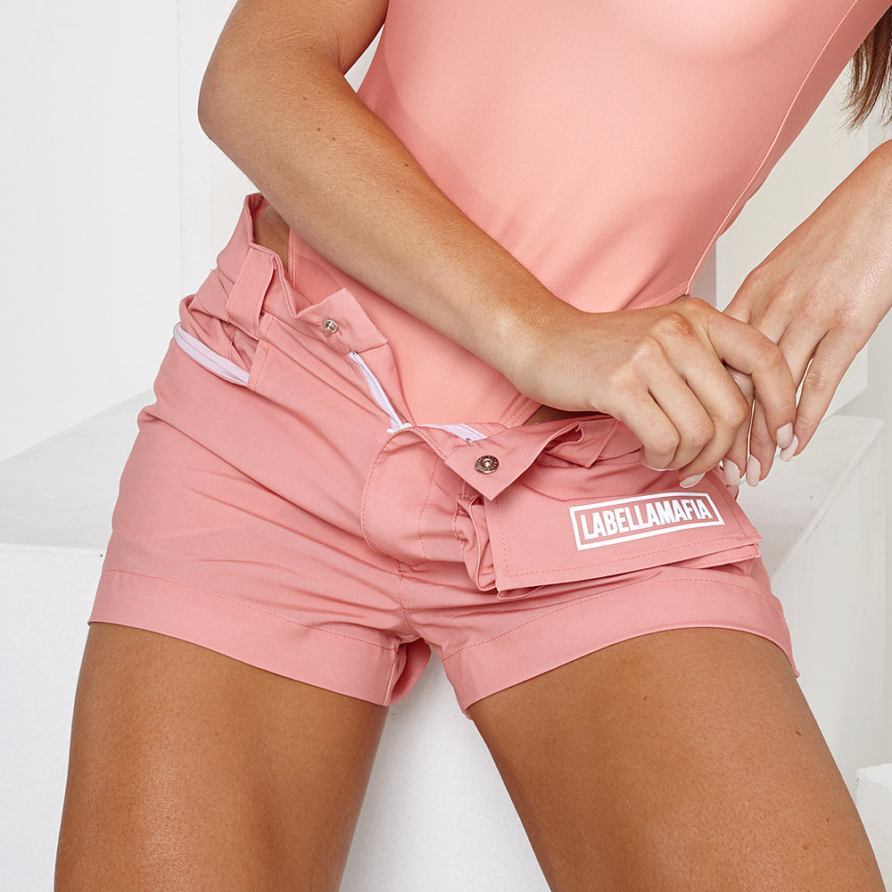 NEON LIGHTS SHORTS