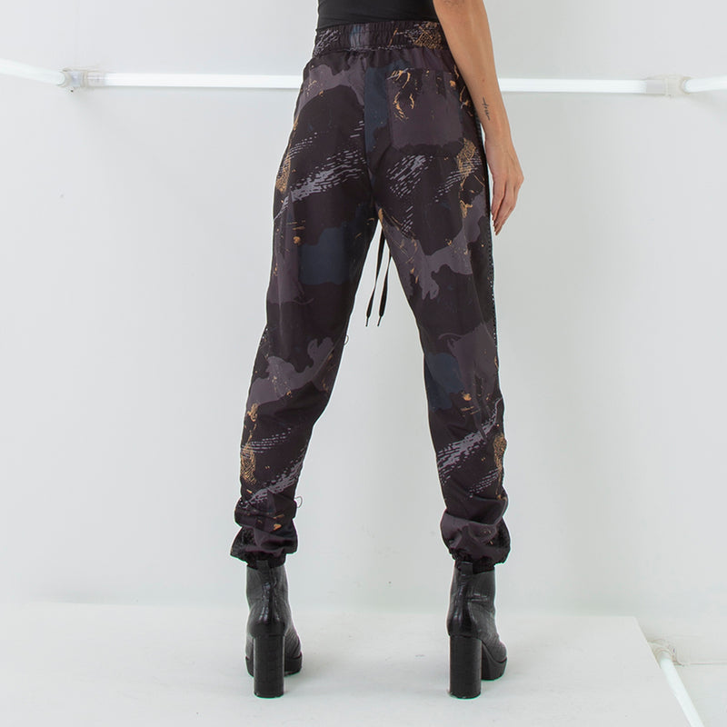 20486 GOLD CAMMO PANTS