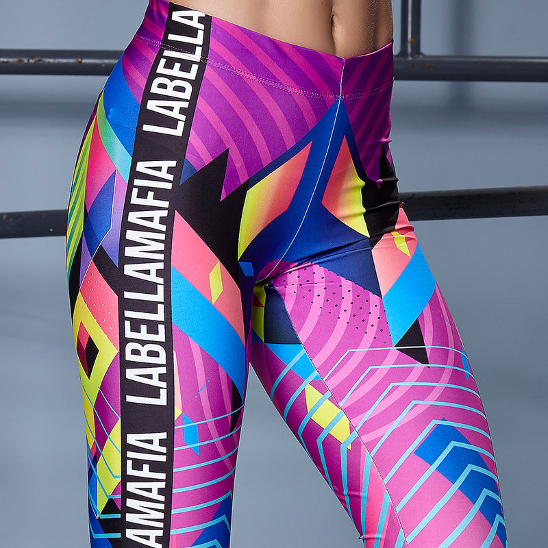 COLOR LEGGING