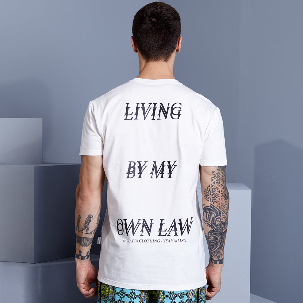 MY OWN LAW T-SHIRT