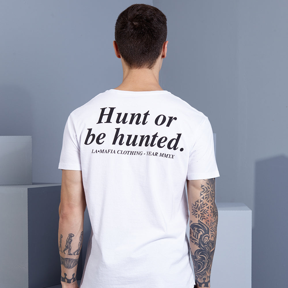 HUNTED T-SHIRT