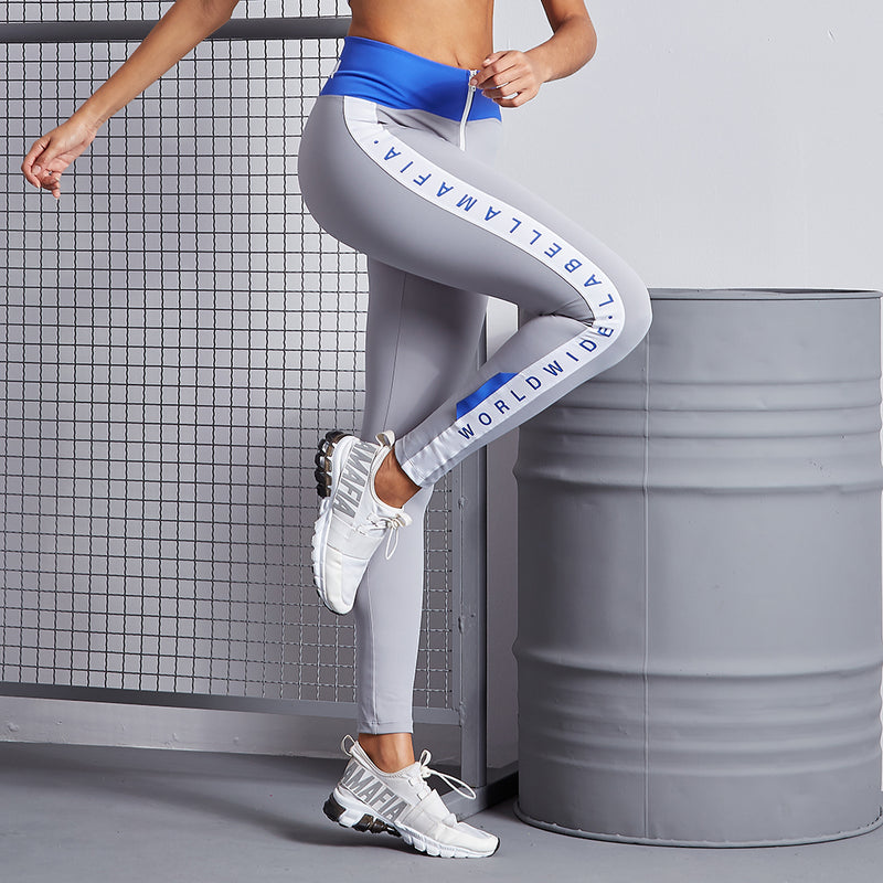 WORLDWIDE GRAY LEGGING