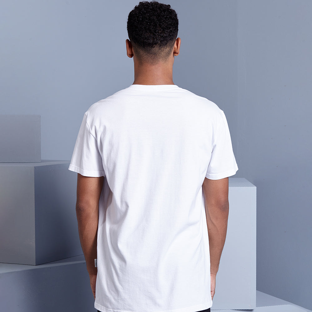 POSH WHITE T-SHIRT