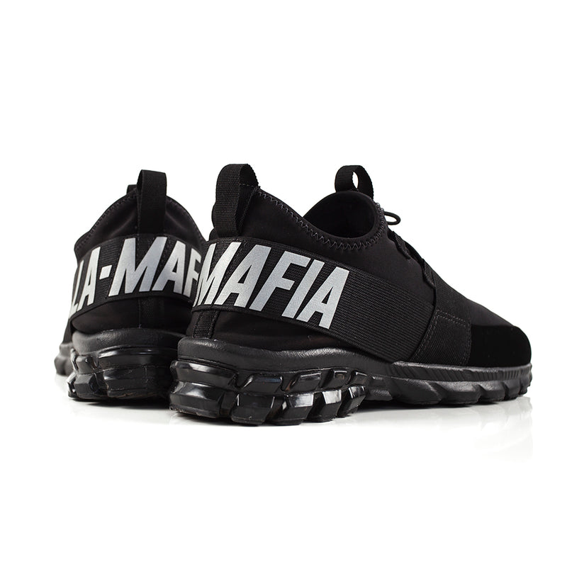 SNEAKERS SATURN LA MAFIA BLACK